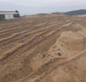 Ангелкова се закани заради унищожени дюни