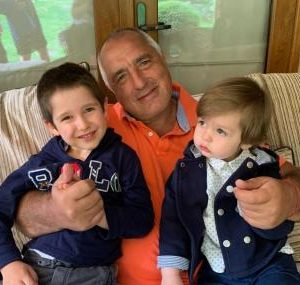 Борисов: Честит рожден ден на моя внук