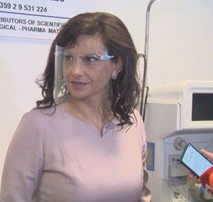 ГЕРБ купи два апарата за извличане на кръвна плазма