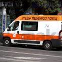 Джип се вряза в линейка на столично кръстовище