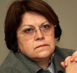 Дончева: Борисов е десен, защото е стоял от дясната страна на Тодор Живков
