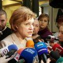 Менда Стоянова: За година българите са дали 1 млрд. лв. за талончета