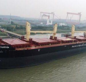 Пуснаха на вода четвърти кораб от серията Bluetech 45