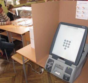 Решиха ЦИК да наеме или да закупи машините за гласуване
