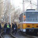 Снимки от тежката трамвайна катастрофа в столицата