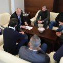 Срещата между Борисов и левскарите приключи, премиерът им предложи те да управляват клуба