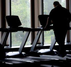 Фитнес залите са полупразни