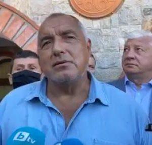 Борисов: Искат да управляват!? След няколко месеца са изборите