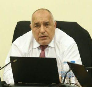 Борисов: Кюлче съм пипал само в банката,