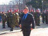 Каракачанов гостува на празника на Пловдивския гарнизон