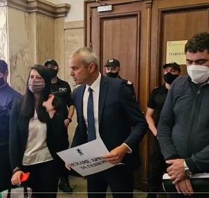 Костадинов иска незабавен арест на Иван Гешев