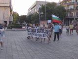 Скандал с озвучителна техника, използвана за протестите в Благоевград